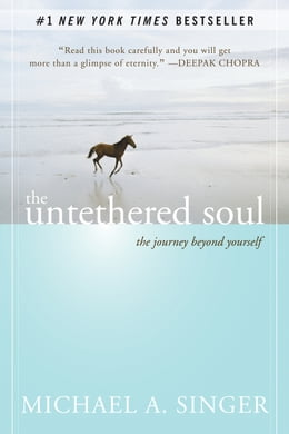 Book The Untethered Soul: The Journey Beyond Yourself by Michael Singer