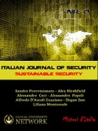 Italian Journal of Security - Sustainable Security by Sandro Provvisionato