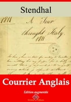 Courrier anglais: Nouvelle édition enrichie , Arvensa Editions by Stendhal