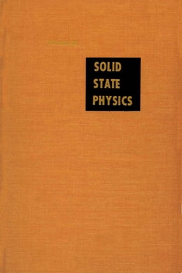 Book Solid State Physics by Ehrenreich, Henry