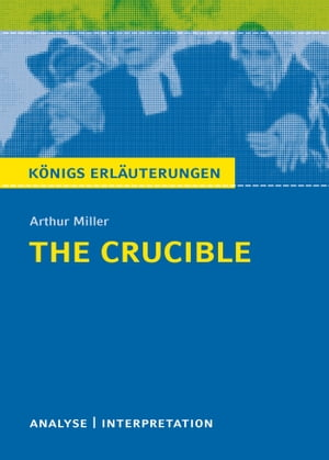 an analysis of the conflict depicted by arthur miller in the crucible Comparative analysis of arthur miller's characters willy loman and john proctor this paper consists of 5 pages and contrasts and compares the protagonists john proctor and willy loman as featured in arthur.