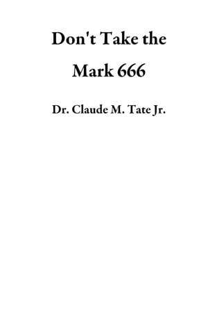 Don't Take the Mark 666