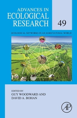 Book Ecological Networks in an Agricultural World by Guy Woodward