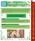 Herbal Therapy (Speedy Study Guides) by Speedy Publishing