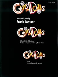 Guys & Dolls Revised (Songbook)