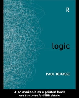 Book Logic by Tomassi, Paul