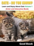 Cats - Do You know? Learn And Enjoy About Dogs Volume 1 (Color And Interactive Book) 0d22fc2d-49fc-4cad-930f-57cfde66db19