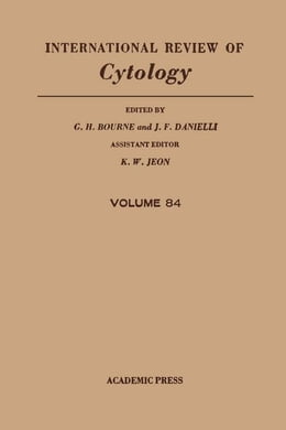 Book INTERNATIONAL REVIEW OF CYTOLOGY V84 by Bourne, G. H.