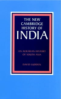 An Agrarian History of South Asia