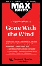 Gone with the Wind (MAXNotes Literature Guides) Cover Image