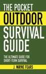 The Pocket Outdoor Survival Guide Cover Image