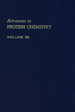 Book Advances in Protein Chemistry by Anfinsen, C. B.