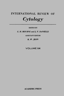 Book INTERNATIONAL REVIEW OF CYTOLOGY V64 by Bourne, G. H.