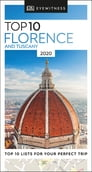 DK Eyewitness Top 10 Florence and Tuscany Cover Image