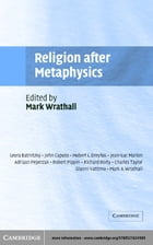 Religion after Metaphysics
