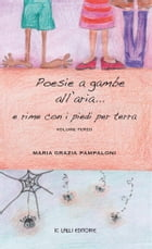 Poesie a gambe all'aria by Maria Grazia Pampaloni