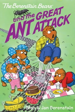 Book The Berenstain Bears Chapter Book: The Great Ant Attack by Stan Berenstain