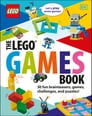 The LEGO Games Book Cover Image