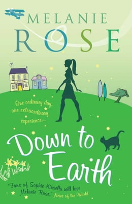 Book Down to Earth by Melanie Rose