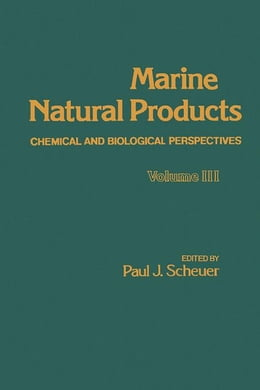 Book Marine Natural Products V3: Chemical And Biological Perspectives by Schever, Poul