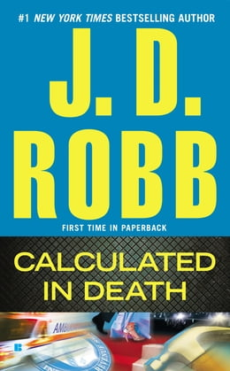 Book Calculated in Death by J. D. Robb