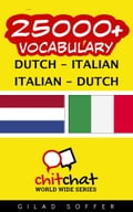 25000+ Vocabulary Dutch - Italian