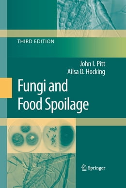 Book Fungi and Food Spoilage by John I. Pitt