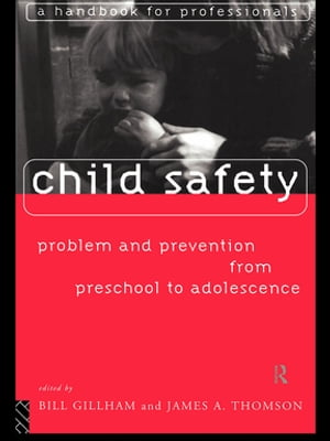 Child Safety: Problem and Prevention from Pre-School to Adolescence A Handbook for Professionals