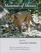 Mammals of Mexico by Gerardo Ceballos