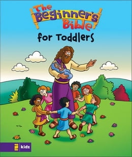 Book The Beginner's Bible---The Beginner's Bible for Toddlers by Zondervan