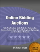 Online Bidding Auctions by Richard J. Todd