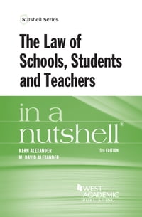 The Law of Schools, Students and Teachers in a Nutshell, 5th