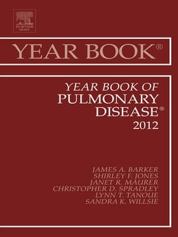 Book Year Book of Pulmonary Diseases 2012 by James Jim Barker