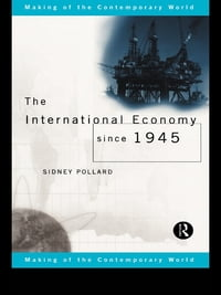 The International Economy since 1945