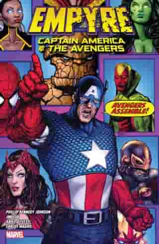 Empyre: Captain America & The Avengers by Jim Zub