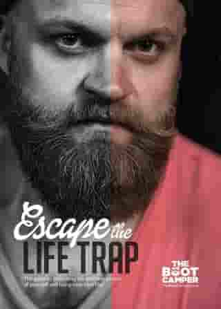 Escape The Life Trap: The guide to becoming the ultimate version of yourself and living your best life!