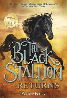 Book The Black Stallion Returns by Walter Farley