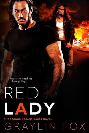 Red Lady: The Second Arcane Court Novel: Arcane Court, #2 by Graylin Fox