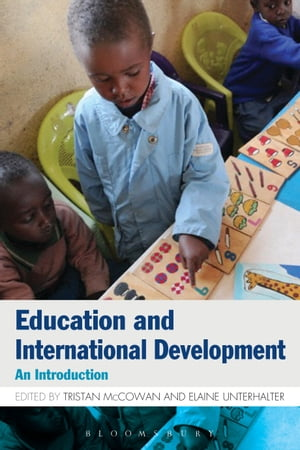Education and International Development An Introduction