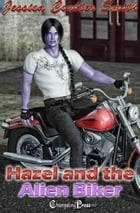 Hazel and the Alien Biker (Intergalactic Brides 5) by Jessica Coulter Smith
