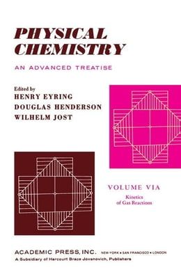 Book Kinetics Of Gas Reaction VIA by Jost, Willhelm