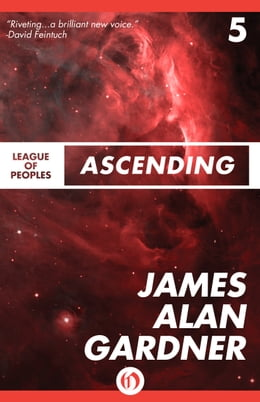 Book Ascending by James A Gardner