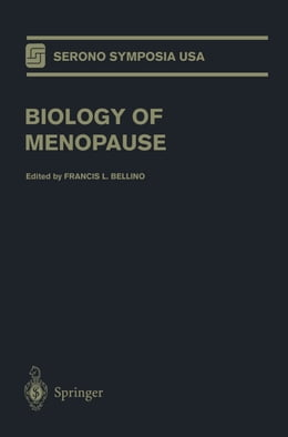 Book Biology of Menopause by Francis L. Bellino
