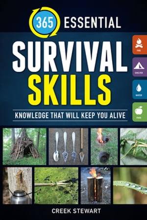 365 Essential Survival Skills Knowledge That Will Keep You Alive