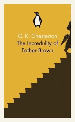 Book The Incredulity of Father Brown by G. K. Chesterton