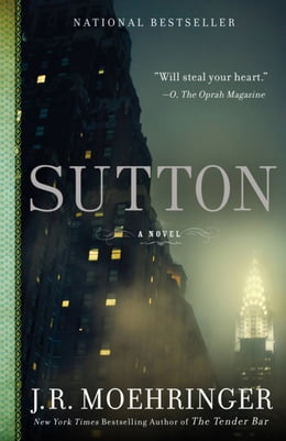 Book Sutton by J.R. Moehringer