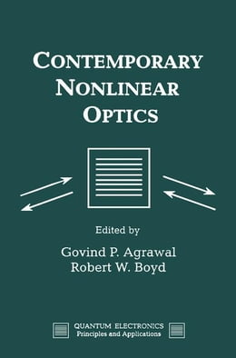 Book Contemporary Nonlinear Optics by Boyd, Robert