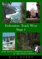 Federation Track West - Stage I: Track Guide by Bill Avery