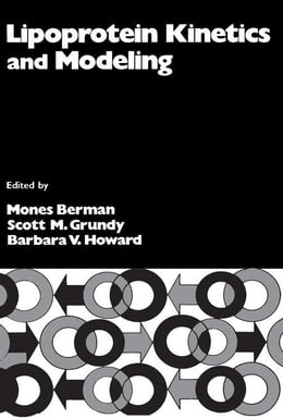 Book Lipoprotein kinetics and modeling by Berman, Mones