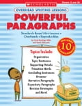Overhead Writing Lessons: Powerful Paragraphs: Standards-Based Mini-Lessons Overheads Reproducibles